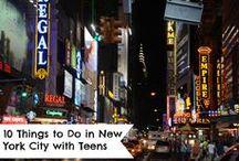 Teen Travel Advice & Ideas
