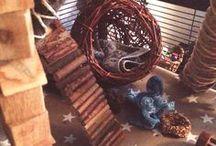 Hámster and Rats  DIY / Jaulas, juguetes, hamster, ratas, love