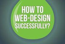 I Web Design / I study Web design.