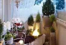 WINTER / Dekoration, Ideen, Rezepte & Beauty im Winter