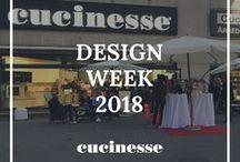 Cucinesse Design Week 2018 / Uno spazio dedicato all'evento Cucinesse Design Week 2018 in occasione del Salone del Mobile di Milano!