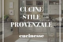 Cucine stile provenzale