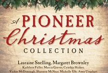 Defending Truth / Historical romance novella, first released Sept 2013 and re-released Sept 2015 as part of Barbour Publishing's A Pioneer Christmas Collection. Defending Truth was a 2014 RITA nominee!