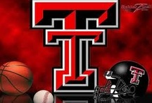 Totally Texas Tech / My alma mater ... love me some Red Raiders!! / by Kim Wise Hamilton