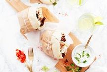 Savory Recipes and Styling / Beautiful photography, savory recipes. / by Sarah @ Drool-Worthy