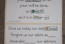 Memorizing Scripture / Tips and tools for memorizing Bible verses. Great for kids and adults.