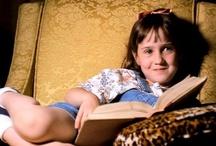 Personajes de libro en el cine / Una selección de personajes inolvidables de los libros llevados a la gran pantalla.