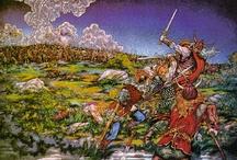 Celtic Gods & Goddesses / by Styy Gens