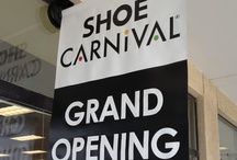 Opening New Doors! / by Shoe Carnival