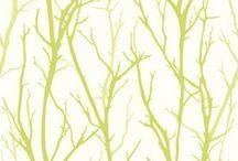 Wallpaper - nature / Beautiful wallpaper inspired by nature
