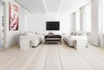 Light wood floors / Beautiful light wood floors