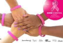 "Breast Cancer Awareness / It's Comfort Month -- Shoe Carnival is proud to partner with our premier comfort brands during Breast Cancer Awareness Month. Show your support by purchasing a ""Join The Cause"" Shoe Carnival bracelet this month in one of our stores. Combines contributions will benefit Breast Cancer Research!"