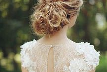 Wedding dress •