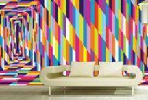 GLAMORA - MULTIVERSE BY KARIM RASHID,2013 - / GLAMORA - EXPLORATION - İtalya'nin ünlü dizayn stüdyolarının onayladığı desenlerle birlikte ünlü tasarımcı Karim Rashid'in desenlerini de içeren, verilen ölçülere göre desenlerin özel olarak ayarlandığı, ipek ve keten hissi veren vinil dokulu duvar kağıtlarına olarak yüksek baskı kalitesiyle üretilen duvar kağıdı http://www.hdgroup.com.tr/urunler.aspx?iid=294