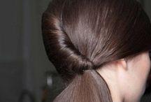 Hair style / Acconciature da fare e da ammirare