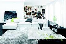 Dywany | Carpeting / Design na podłodze - dywany marki byHenzel.  Wyjątkowa oferta dywanów dostępna w salonie EBANO kuchnie i wnętrza.