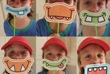preschool art/okul öncesi etkinlik