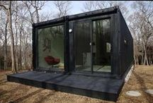 Container house / It is the extremity of the bargain house! 格安住宅の極みです!