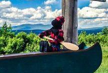 Water Fun / Kayaking ~ Canoeing ~ Boating ~ Rafting  Having fun on the water!