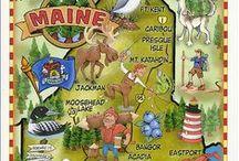 Maine Information
