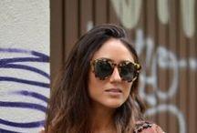 Sunglasses / http://www.powderyellow1.com/