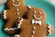 Christmas Baking / Baking ideas for Christmas. For treats, parties or gifts.