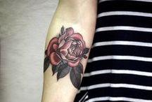 Idé. / tattoos <3