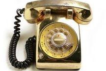 Telephone / http://www.powderyellow1.com/