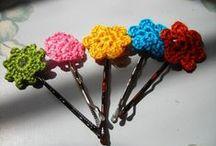 Crochet Flowers / by Karen Zenti