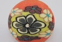 Fimp Polymer Clay Beads