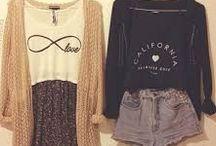 Outfits / Un cambio no le hace mal a nadie :*