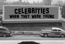 Celebrities when they were young / by ༺ℒori ℱrettoloso ༻