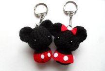 Chrochet Miniatures & Keychains