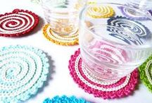 Crochet Coasters, Dishcloths & Potholders
