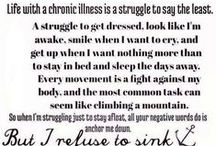Truths of Chronic Illness / The truth of what it's really like to have a chronic condition.  #chronicillness #invisibleillness #undiagnosedillness #undiagnosedwarrior