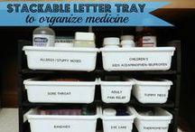 Medication Management / Tips and Tricks to manage and organize medicine.  #chronicillness #invisibleillness #undiagnosedillness #undiagnosedwarrior