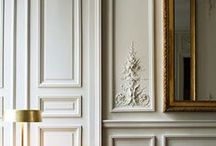 Wall // Details / Wall and ceiling decoration for high-end interior design inspiration. Discover unique ways to decorate with wall panels by Ethnic Chic... #love #boiserie #wainscoting #decor