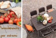 Arredare il giardino con Eglooh / Le migliori idee per arredare il tuo giardino.
