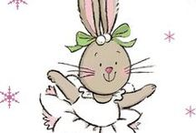 Lettice Rabbit / Lettice, the little rabbit with BIG dreams !