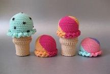 Amigurumi Food & Candy