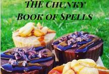 Chunky on Chia Ebook / https://www.amazon.com/Chunky-Book-Spells-Recipe-Plant-ebook/dp/B01GJ1YKVI?ie=UTF8&keywords=Chunky%20Book%20of%20Spells&qid=1465115013&ref_=sr_1_1&sr=8-1