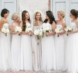 Bridesmaid Dresses / Gets ideas of beautiful bridesmaids dress to look sumptuous at your next wedding ceremony. Find the ideal gown for your bridesmaid girls or simply find dresses to wear to a wedding!