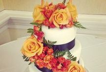 Wedding Cakes at The Founders Inn