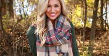 Winter Outfits / Comfy outfits and clothes for warming your hearth this autumn and winter. The winter fashion you need to look gorgeous in these cooler days.