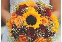 """Fall Wedding Ideas / Inpiration for your autumn wedding! Get fall wedding decorations ideas, fall wedding dresses inspiration and fall wedding colors ideas! All you need to """"fall"""" in love!"""