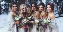 Winter Wedding Ideas / Only the most beautiful winter marriage ideas! Feel free to pin winter wedding dress, winter wedding colors ideas, winter wedding decorations, centerpieces, flowers and more! Invite your friend to pin also! Enjoy! See us at cutedresses.co !