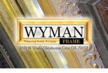 Wyman Frame / Wyman Frame offers a wide range of high-quality, competitively priced picture framing services and produces, including picture frame moulding, glass, matboard, foamboard and other supplies. http://www.wymanframe.org