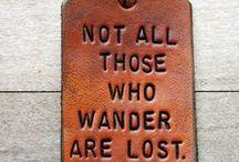 Great escapes...