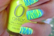 Nail Art / Me encanta hacerme las uñas, inventar, descubrir y probar nuevos colores. Y qué mejor que hacerlas tu misma.