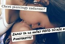 SÚŤAŽ PIERCING ZADARMO